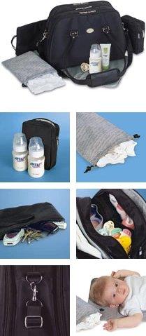 Вместительная сумка из легкой, прочной водостойкой ткани с микрофиброй, - красивое решение большинства проблем...