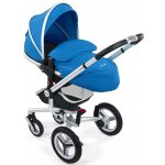 Коляска 2 в1 Silver Cross Surf 2 Carrycot/Chassis Silver