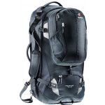 Рюкзак Deuter 2015 Travel Traveller 70 + 10 black-silver (б/р:UNI)