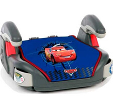 Автокресло Graco Booster Basic Disney 1E93, (Racing Cars)