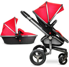 Коляска 2 в1 Silver Cross Surf 2 Carrycot/Chassis Graphite