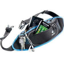 Сумка поясная Deuter 2015 Neo Belt II black-coolblue