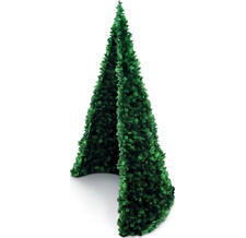 Елка половинчатая X^MAS TREE GREEN 6M/2 X^MAS_TREE_GREEN_6M/2