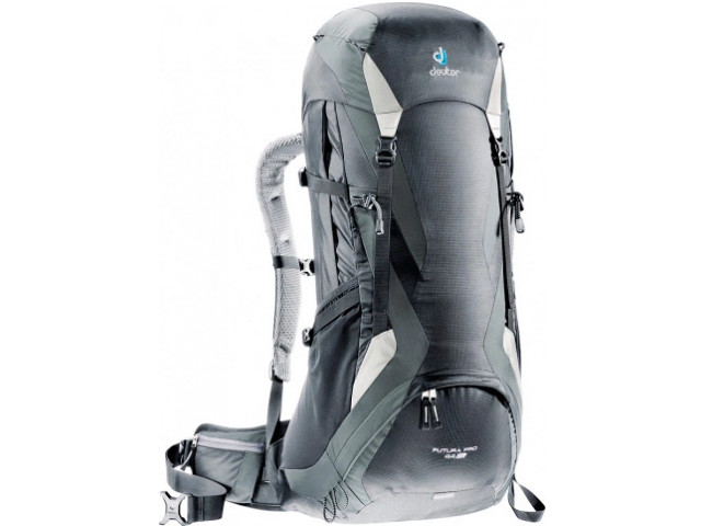 Рюкзак Deuter 2015 Extra Long Futura Pro 44 EL black-granite