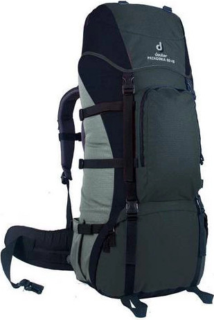 Рюкзак Deuter 2016-17 Patagonia 90+15 granite-navy (б/р:ONE SIZE)