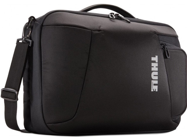 Сумка-рюкзак Thule Accent Brief/Backpack 2-1 - Black, TACLB-116, черный