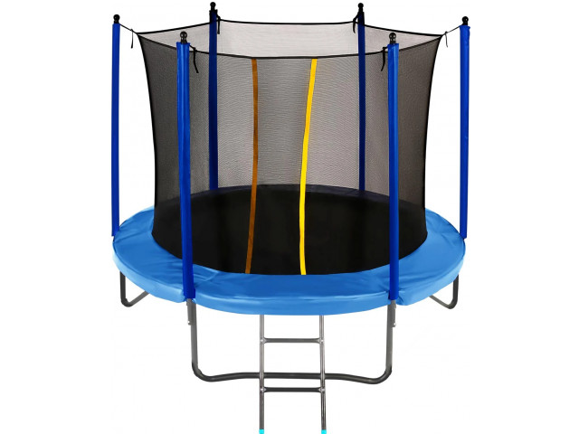 Батут JUMPY Comfort 8 FT Blue