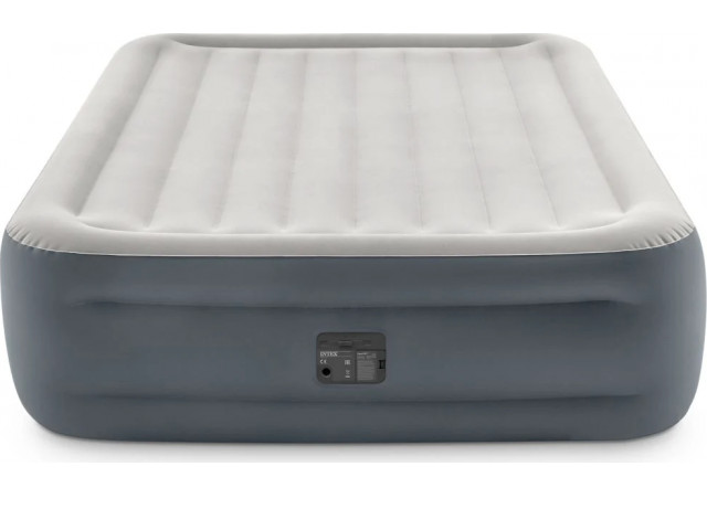 Кровать Essential Rest Airbed 152х203х46см с встр. насосом 220В, уп.2 64126