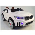 Электромобиль RiverToys BMW белый
