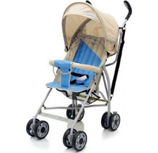 Коляска трость Baby Care Hola Light Grey/Blue