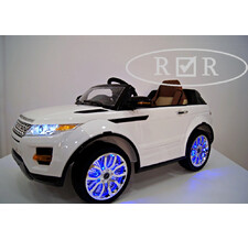 Электромобиль RiverToys Range Rover VIP белый