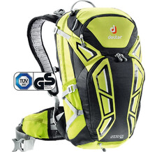 Рюкзак Deuter 2016-17 Attack Enduro 16 apple-black (б/р)