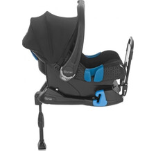 BRITAX ROMER BABY-SAFE Belted Base Black