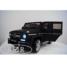 Электромобиль RiverToys Mercedes-Benz G63 Черный