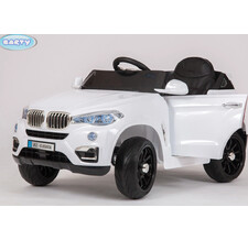Электромобиль Barty BMW X5 VIP Белый