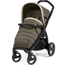 Прогулочная коляска Peg-Perego Book Completo Breeze Khaki