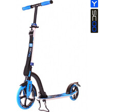 Самокат Y-SCOO RT 230 SLICKER Technology blue