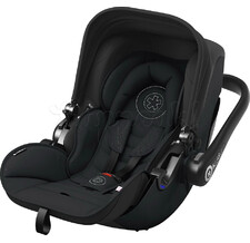 Автокресло KIDDY EVOLUTION PRO 2 ONYX BLACK