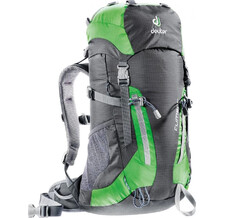 Рюкзак Deuter 2018 Climber anthracite-spring (б/р:ONE SIZE)
