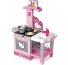 Кухня Hello Kitty, 60х31х58 см с акс., 1/2